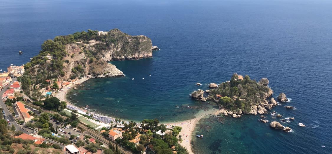 🚴 Day 11° da Aci Trezza a Messina