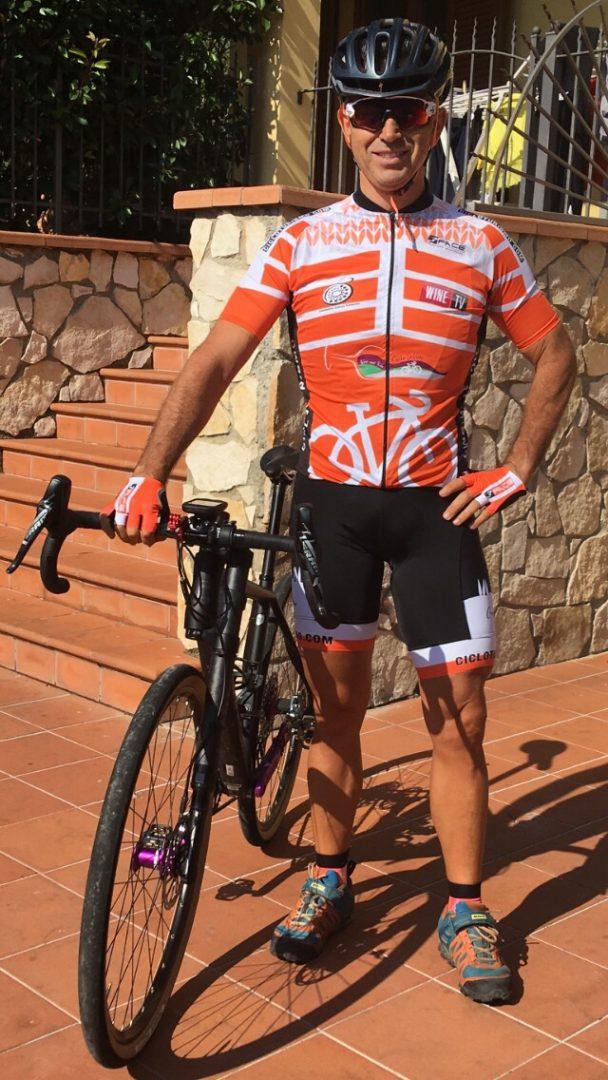 Threeface Abbigliamento per il ciclismo tecnico